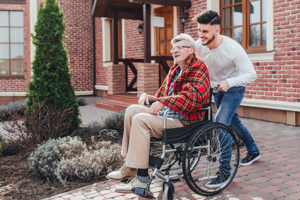 We are a Home Care Agency in Philadelphia